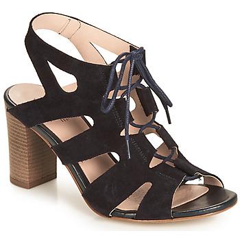 Schoenen Dames Sandalen / Open schoenen André ROMANESQUE Marine
