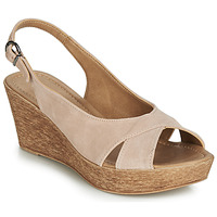 Schoenen Dames Sandalen / Open schoenen André DESTINY Nude