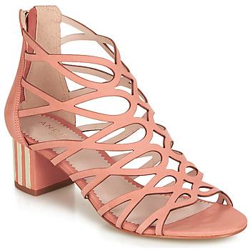 Schoenen Dames Sandalen / Open schoenen André Studio LA RAFFINEE Roze