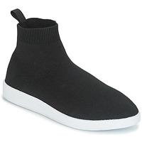 Schoenen Dames Lage sneakers André ATINA Zwart