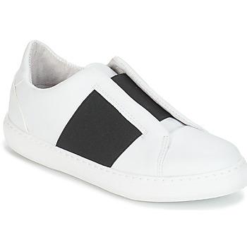 Schoenen Dames Lage sneakers André AEROBIE Wit