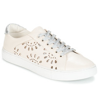 Schoenen Dames Lage sneakers André CACHOU Nude