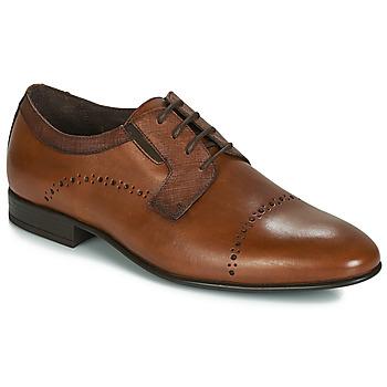 Schoenen Heren Derby André STANDING Brown