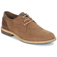 Schoenen Heren Derby André LIBERO Brown
