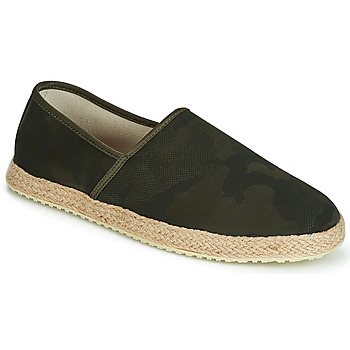 Schoenen Heren Espadrilles André JUNGLE Kaki