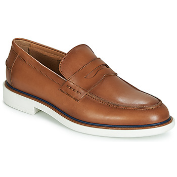 Schoenen Heren Mocassins André MILANO Brown