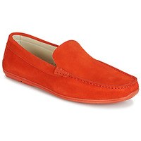 Schoenen Heren Mocassins André BIGOLO Orange