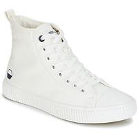 Schoenen Heren Hoge sneakers André SUBWAY Wit