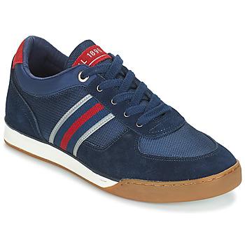 Schoenen Heren Lage sneakers André SPEEDY Blauw