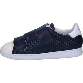 Schoenen Heren Lage sneakers Brimarts Baskets BT590 Bleu