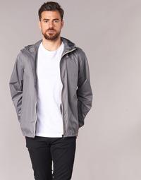 Textiel Windjacken K-Way LE VRAI CLAUDE 3.0 Grijs