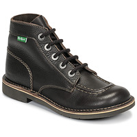 Schoenen Dames Laarzen Kickers KICK COL Brown