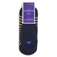 Accessoires Dames Sokken André NINON Marine