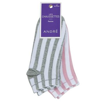 Accessoires Dames Sokken André OLIVIA Multikleuren