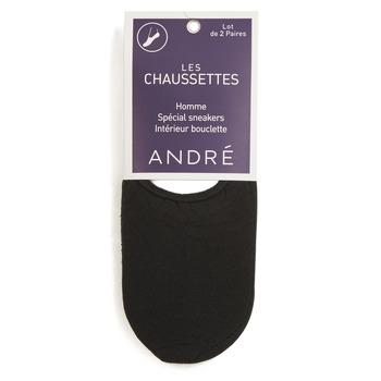 Accessoires Heren Sokken André TERRY Zwart