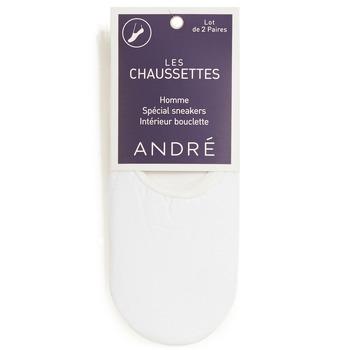 Accessoires Heren Sokken André TERRY Wit