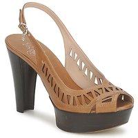 Schoenen Dames Sandalen / Open schoenen Fabi CALECHE Brown