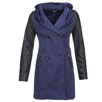 Textiel Dames Trenchcoats Betty London CAMILLE Marine