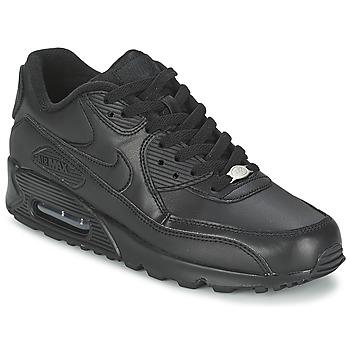 Schoenen Heren Lage sneakers Nike AIR MAX 90 Zwart