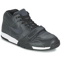 Schoenen Heren Lage sneakers Nike AIR TRAINER 1 MID Zwart