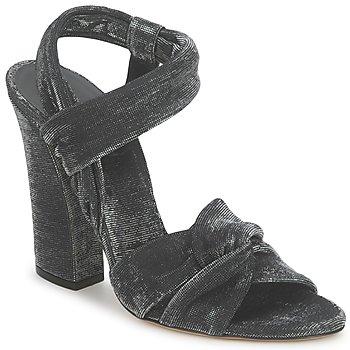 Schoenen Dames Sandalen / Open schoenen Casadei 1166N122 Nero