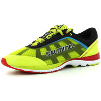 Schoenen Heren Running / trail Salming Distance Groen