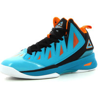 Schoenen Heren Basketbal Peak Speed Eagle Blauw