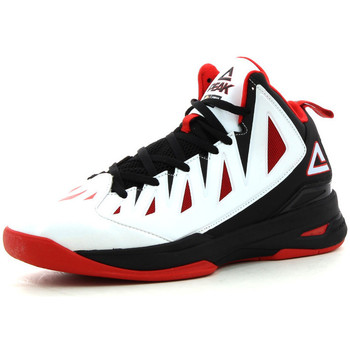 Schoenen Heren Basketbal Peak Speed Eagle Wit