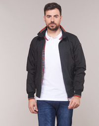 Textiel Heren Wind jackets Harrington MICK Zwart