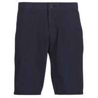 Textiel Heren Korte broeken / Bermuda's Napapijri NAKURO 2 Marine