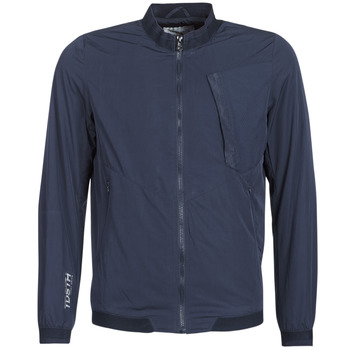 Textiel Heren Wind jackets Teddy Smith BENHUR Marine