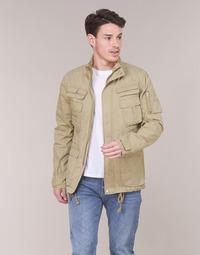 Textiel Heren Wind jackets Schott CRAIG 19 Beige