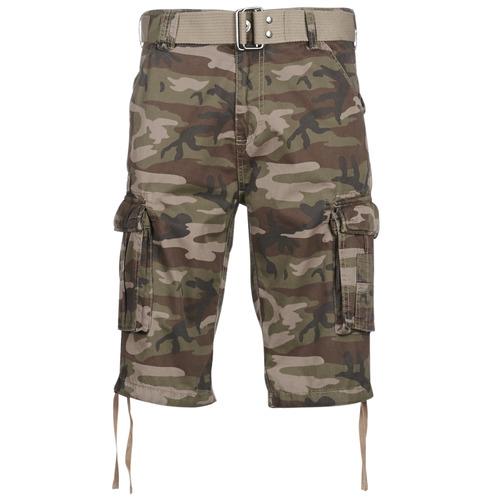 Textiel Heren Korte broeken / Bermuda's Schott TR RANGER Camo