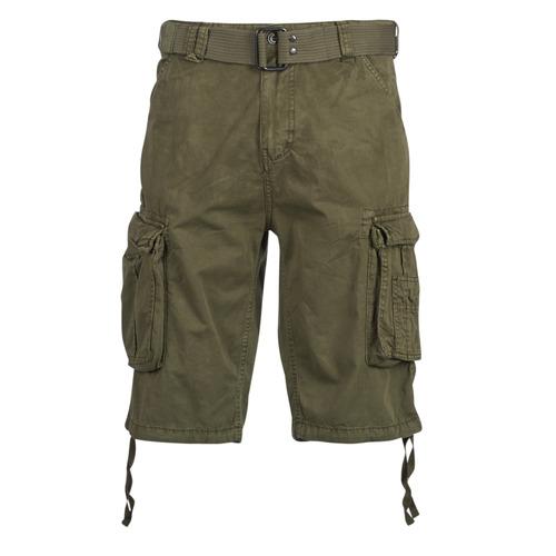 Textiel Heren Korte broeken / Bermuda's Schott TR RANGER Kaki