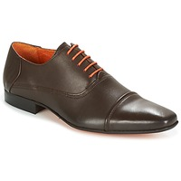 Schoenen Heren Klassiek Carlington RIOCHI Brown