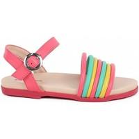 Schoenen Meisjes Sandalen / Open schoenen Chika 10 23136-24 Multicolour