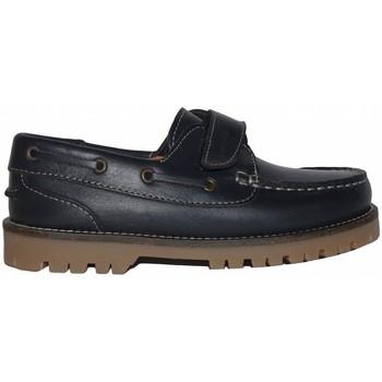 Schoenen Jongens Bootschoenen Colores 21152-24 Blauw