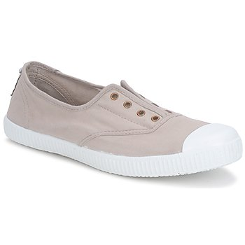 Schoenen Dames Lage sneakers Victoria 6623 Beige