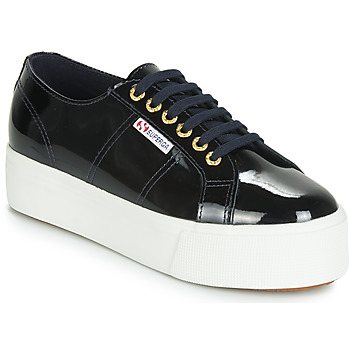 Schoenen Dames Lage sneakers Superga 2790 LEAPATENT Marine