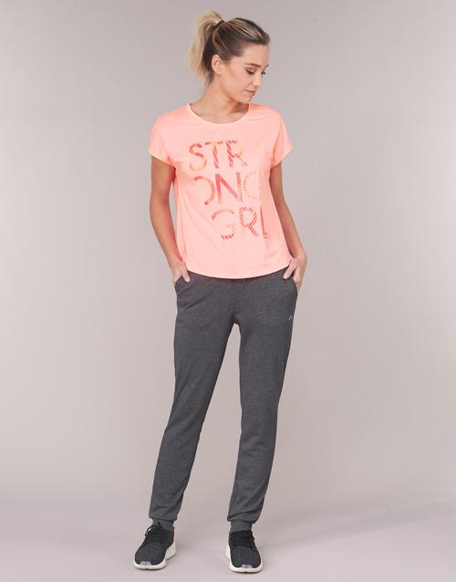 Textiel Dames Trainingsbroeken Only Play ONPELINA Grijs