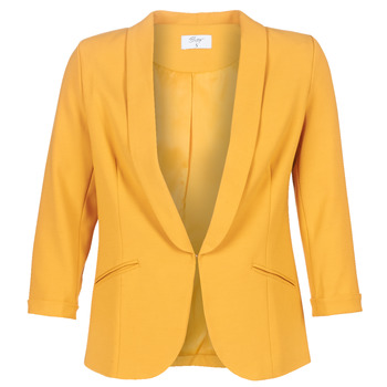 Textiel Dames Jasjes / Blazers Betty London IOUPA Geel