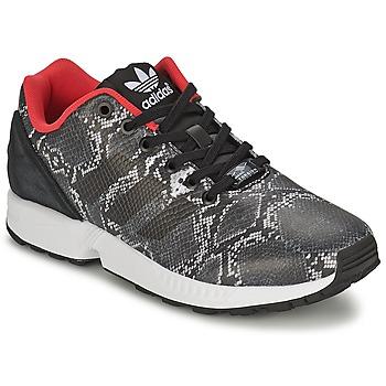 Schoenen Dames Lage sneakers adidas Originals ZX FLUX W Grijs