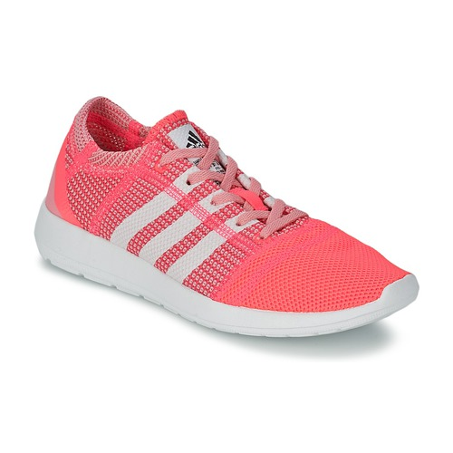 Schoenen Dames Lage sneakers adidas Performance ELEMENT REFINE TRIC Roze