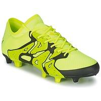 Schoenen Heren Voetbal adidas Originals X 15.1 FG/AG Geel