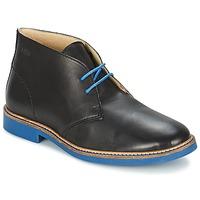 Schoenen Heren Laarzen Aigle DIXON MID 3 Zwart