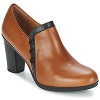 Schoenen Dames Low boots Hispanitas ARLENE Brown