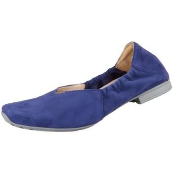 Schoenen Dames Derby & Klassiek Think Gaudi Bleu marine