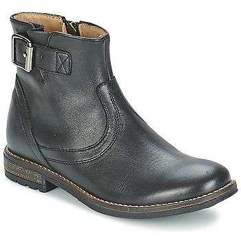 Schoenen Meisjes Laarzen Shwik WACO BASE Zwart