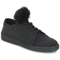 Schoenen Dames Lage sneakers Miista ADALYN Blauw / Donker