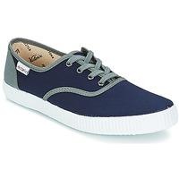 Schoenen Lage sneakers Victoria INGLESA LONA DETALL CONTRAS Marine